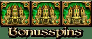 бонусы игрового автомата dragons kingdom